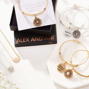 Alex and Ani Bridal Party Gift