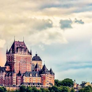 Chateau Frontenac Canada Quebec City