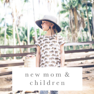 Ethical mom and baby products
