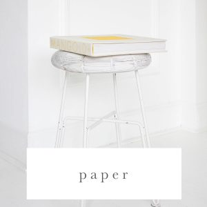 environmentally-friendly paper