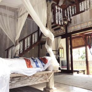 The Rice Joglo Ravine Suite